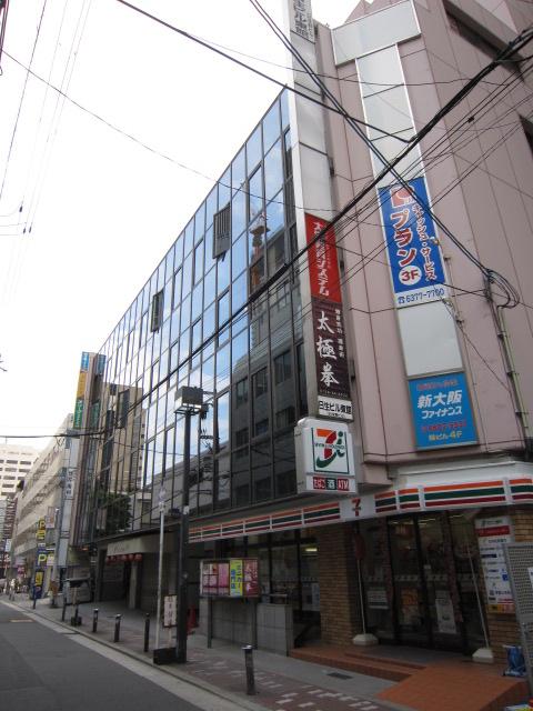 「日生ビル東館」 大阪環状線 大阪 徒歩4分
